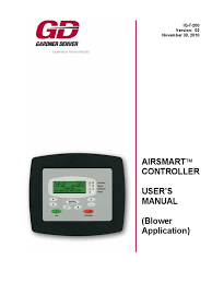 air smart controller manual timer menu computing