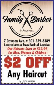 2 off any haircut family barber u0026 salon giant landover rtui 493541