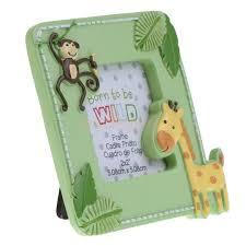 photo frame party favors resin monkey giraffe stand photo picture frame party favors baby