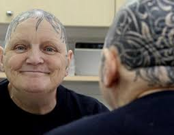 hair loss in 60 year old woman tattoo trading cards by out of step books product review