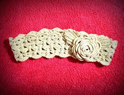 crochet hair band free crochet hairband by crochetology danielasneedleart