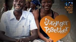 World Blindness Day The Volunteers For World Sight Day Preventing Avoiding Blindness