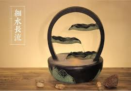 the new feng shui ornaments home furnishing decor water