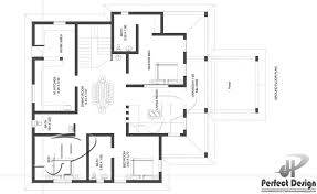 Spacious 3 Bedroom House Plans Trending Single Floor 3 Bedroom House Design At 1592 Sq Ft