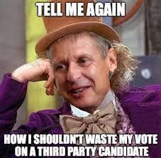 Gary Johnson Memes - gary johnson memes on twitter feelthejohnson johnsonweld2016