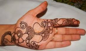 58 simple mehndi designs that are awesome easy to try now