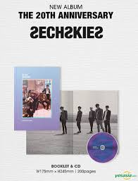 anniversary album yesasia sechskies new album the 20th anniversary cd sechskies