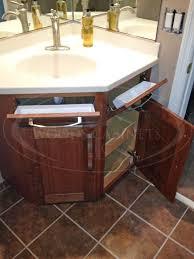 Best  Corner Bathroom Vanity Ideas Only On Pinterest Corner - Corner sink bathroom cabinet
