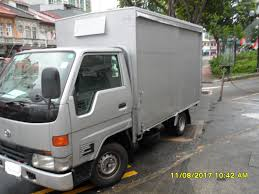 box car toyota 10 feet lorry canopy edmund vehicle rental pte ltd