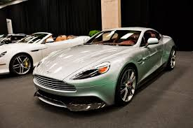 aston martin rapide shows its 2014 aston martin vanquish makes canadian debut at montreal auto show