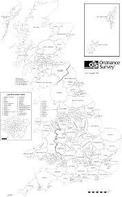 Map Of Britian Of Great Britain