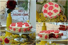 red velvet cake recipe images by omama pakistani foods