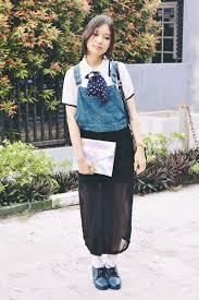 cropped denim diy jumpers black chiffon thrifted vintage dresses