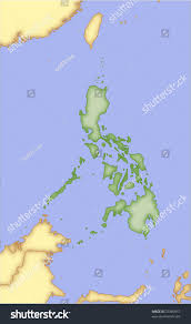 Map Of Greece And Surrounding Countries by Philippines Vector Map Borders Surrounding Countries Stock Vector