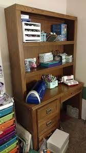 scrapbooking cabinets and workstations broyhill workstation scrapbooking desk furniture in folsom ca