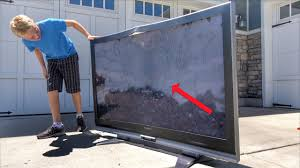 what u0027s inside a 65 inch flat screen tv youtube