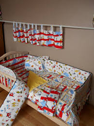 Cat In The Hat Crib Bedding Set Dr Seuss Cat In The Hat Baby Bedding Set C Crib Sets Pottery Barn