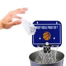 panier basket bureau gadget bureau panier de basket pour poubelle à 7 95