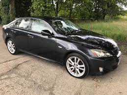 lexus is220d wheels 2006 lexus is 220d sport 2 895