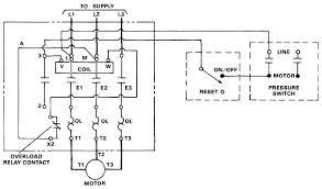 magnetic starter wiring diagram efcaviation com