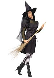 ms witch costume
