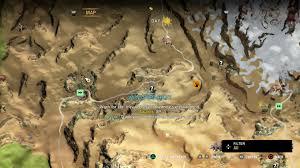 Mammoth Map Far Cry Primal All Wenja Bracelet Locations Usgamer