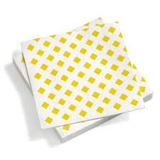 paper napkins the vitra paper napkin checks 40 x 40