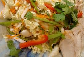 Salad Main Dish - vietnamese style chicken salad a crisp cool delicious main dish