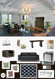 get the modern look for your living room from jeff lewis u0027 gramercy