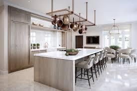 cuisine moderne ilot central stunning credence ilot central pictures design trends 2017