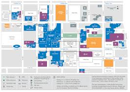 Cleveland State University Map Cleveland Clinic Main Campus Map Mta Train Map
