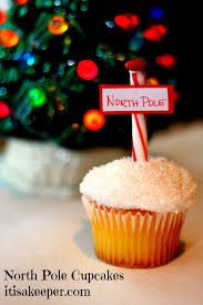 pole cupcakes polar express party it u0027s a keeper