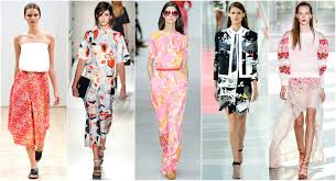 this summer with floral prints ispoz