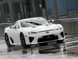 lexus supercar lfa better hurry lexus lfa supercar sold out almost