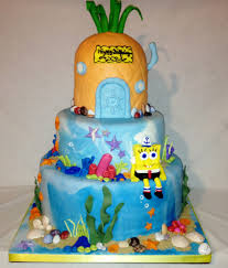 birthday halloween cake exclusive cakes by tessa spongebob square pants birthday cake with