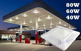 led gas station canopy lights manufacturers china manufacturer new competitive price and super brecessed surface