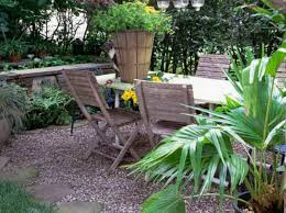 Gravel Backyard Ideas Backyard Landscaping With Gravel Landscaping With Gravel And