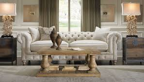 Linen Chesterfield Sofa by Francis Drake Hand Tailors The Chesterfield Styled Sofa With