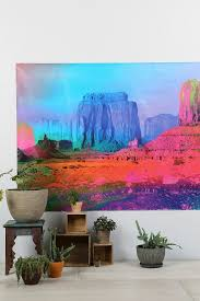 292 best urbn images on pinterest urban outfitters notebooks technicolor desert wall mural