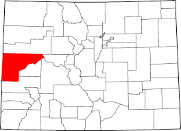 Map Of Grand Junction Colorado by Grand Junction Metropolitan Statistical Area Wikipedia