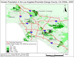 Ethnic Map Of Los Angeles by Social And Economic Indicators By Race And Asian Ethnic Groups And