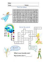 english teaching worksheets peter pan