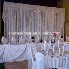 wedding backdrop stand event wedding backdrop stand wedding pipe drape background