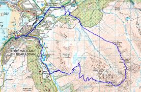 Map My Walk Route 2014 U2013 A Year In Review Uk Backpacker