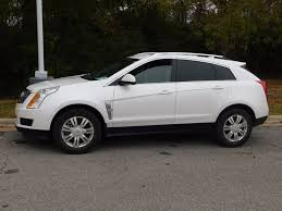 2011 used cadillac srx fwd 4dr luxury collection at honda of