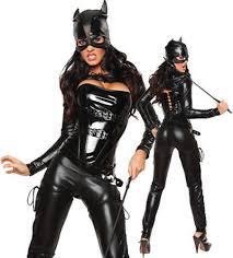 Homemade Catwoman Halloween Costume Women U0027s Black Catwoman Superhero Batman Halloween Bar