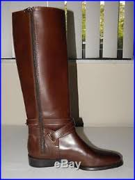 womens boots adelaide 795 burberry adelaide size 36 5 m leather brown