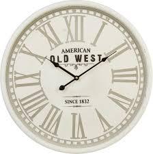 horloge murale engrenage horloge u2013 accessoire de décoration pier import