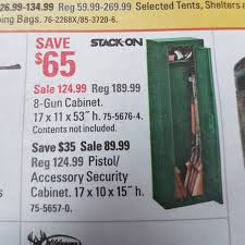 stack on 8 gun cabinet is this a good price for the stack on 8 gun cabinet canadaguns