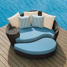 beautiful wicker sofa for modern patio furniture cncloans